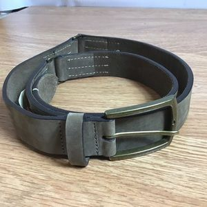 Cole Haan Men's Tucker Belt Taupe Size 40